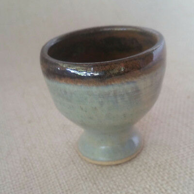 Pottery Egg Cup Australian Pottery Clay Handmade Egg Cup