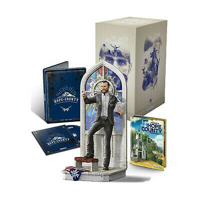 Far Cry 5 The Father Edition PS4 - Collector's Edition - BRAND NEW & SEALED