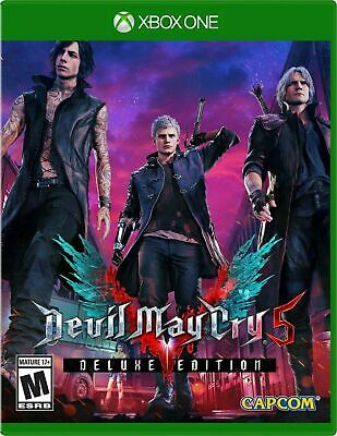 Devil May Cry 5 Deluxe Edition - Codice Digitale Xbox One