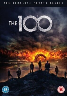 Neu The 100 Staffel 4 DVD
