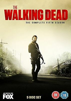The Walking Dead Staffel 5 DVD Neue DVD (Eo51884d)