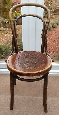 """Bentwood Chair """"thonet?"""" Very Nice Condition"""