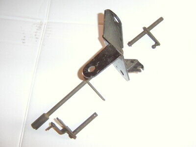 Rover P6B 3500S Auto Export Accelerator Linkages & Abutment Bracket