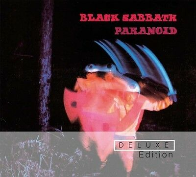 Black Sabbath - ''Paranoid'' Deluxe Expanded Edition 2 cd's digipack