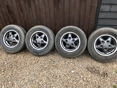 landrover discovery wheels and tyres