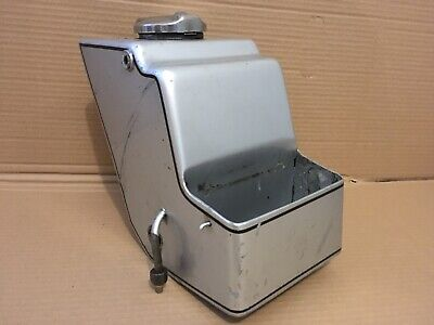 Manx Norton Style Oil Tank And Battery Box - Cafe Racer