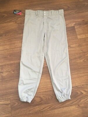 Champro Triple Crown Adult Grey Knicker Baseball Pants S M L XL 2X You Pick Size