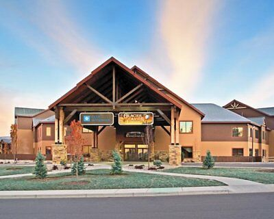 Wyndham Resorts At Glacier Canyon 210,000 Even Year Points Timeshare For Sale