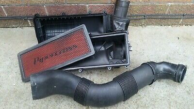 Mini Cooper S R56 Turbo Air Box And Pipercross Filter 07-13