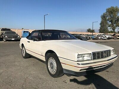 1990 Cadillac Allante  1990 Cadillac Allante Collectible Pininfarina- only 2523 produced- NO RESERVE!