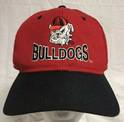 d9c77501d93 1984 UNIVERSITY GEORGIA Bulldogs Car Mirror Football Bear Junk Yard ...