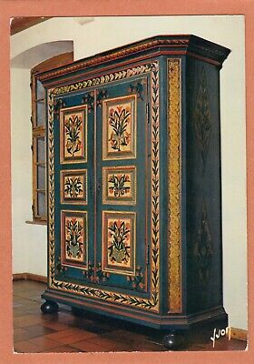 20 - Colmar - Musee D'unterlinden - Armoire Alsacienne 1808