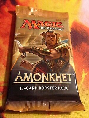 1x Magic the Gathering MTG Amonkhet New Factory Sealed Booster Pack