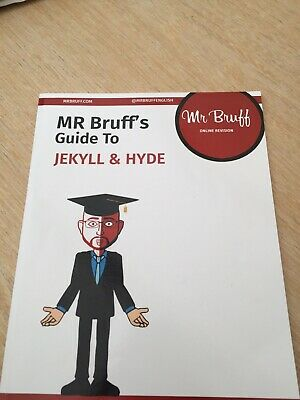 Mr Bruff - Jekyll And Hyde Revision Guide