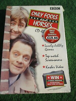 Only Fools and Horses VERY RARE BIG BOX EDITION NEW FACTORY SEALED