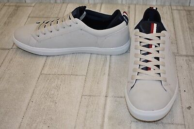 01afd93dc8656 TOMMY HILFIGER MCNEIL Men s Fashion Sneakers Shoes Lace up ...