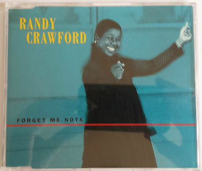 Randy Crawford Forget Me Nots CD Single