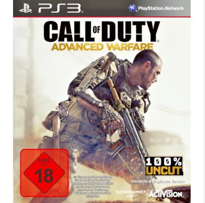 Call of Duty: Advanced Warfare - Special Edition - PS3 (USK18)in OVP