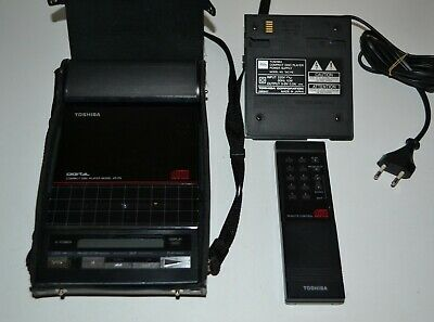 Lettore cd Toshiba XR-P9 digital compact disc player vintage
