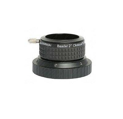 Baader 2 Inch Clicklock Adapter For Large 3.25 Inch SCT Thread, London