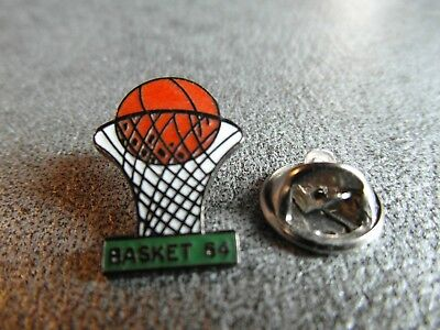 Rare Pins Pin's - Basket Ball - Basque 64 - Club - Sport - Competition * Egf *