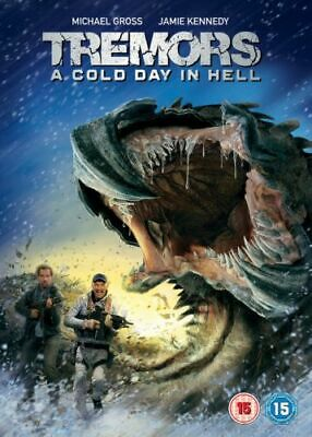 Tremors: A Cold Day in Hell (DVD  2018) Jamie Kennedy, Michael Gross.