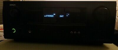 Denon Avr-1910 7.1 Home theater Dolby Digital Receiver