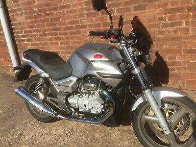Moto Guzzi Brava 750 V TWIN shaft drive only 3600 miles great condition
