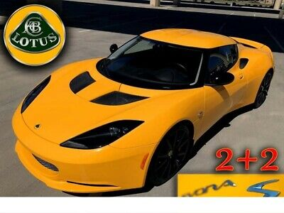 2014 Lotus Evora S 2+2 SUPERCHARGED Technology & Premium Package FERRARI TESLA DODGE DEMON KILLER LAMBORGHINI GTR Z51 ENZO Bugatti Veyron LP570