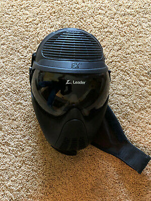 Paintball mask, One of a kind paintball mask
