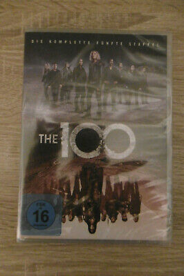The 100 Staffel 5 Neu&Originalverpackt deutsch DVD