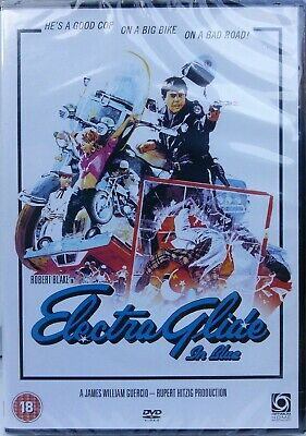 Electra Glide In Blue (Dvd, 2009) **brand New And Sealed**