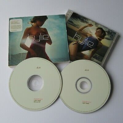 Kylie Minogue - Light Years - 2 x CD Album In Slipcase (Special Edition)