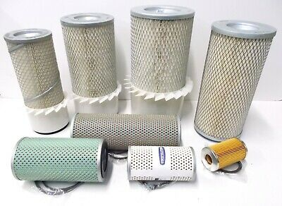 Filters for THWAITES all drive 3 ton Dumper with Petter PJ3 engine
