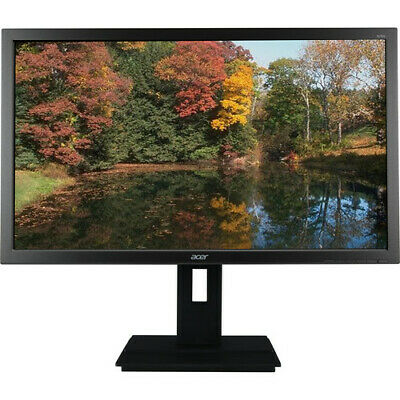 "Acer 27"" Widescreen LCD Monitor Display Full HD 1920 X 1080 6 ms"