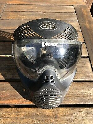 Paintball Airsoft Mask Face Protection Miltary Tactical Goggles Size XXL Adults