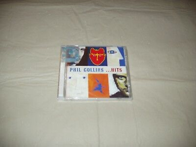CD - Phil Collins Hits    Brand New - Sealed   Free Shipping