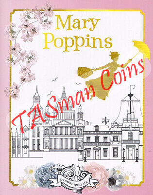 Stamp Pack Australia 2019 MARY POPPINS Sheetlet