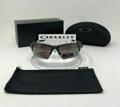 1d5dbf4a725d NEW Oakley Flak 2.0 XL Sunglasses | Steel/Prizm Daily Polarized | OO9188-60