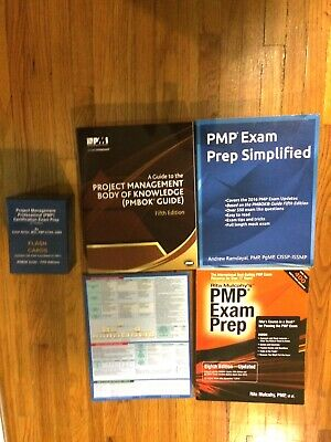 PMP exam prep edition 5, PMBOK guide edition 5, PMP exam simplified bundle