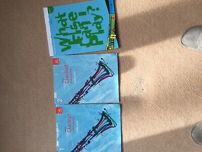 Grade 1 Clarinet Books