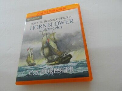 Hornblower and the Crisis by C.S. Forester audiobook on MP3 format