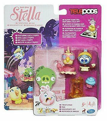 Hasbro Angry Birds Stella And Willow Assort 21x4x19 cm  5+ Years