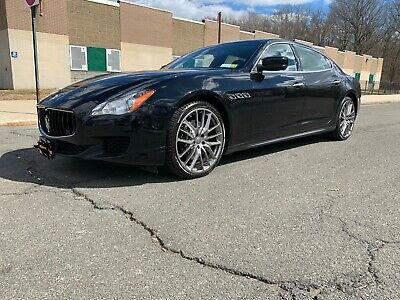 2014 Maserati Quattroporte SQ4 2014 Maserati Quattroporte SQ4 Fully Loaded Every Option Possible!