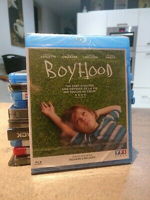 Blu-ray Boyhood [Blu-ray] Neuf sous cellophane