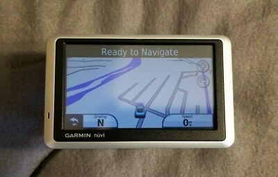 GARMIN NUVI 255W Black Automotive GPS Navigation System w