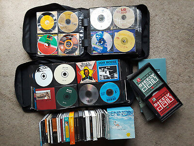 350+ CD Compact Disc Lot - Blues, Jazz, Classical, Classic Rock, 90s, Boxed Sets
