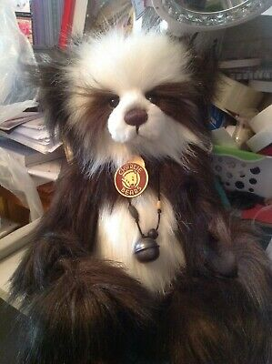 Collectable Charlie Bears. Izzy