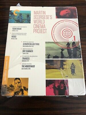 Martin Scorsese's World Cinema Project (9-Blu-ray, Criterion Collection) ~New~