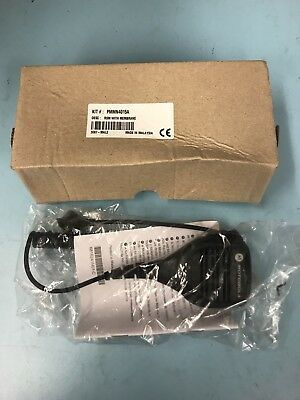 Motorola Radio Mic PMMN4015A For MPT850 Genuine Brand New Microphone PMMN4066A
